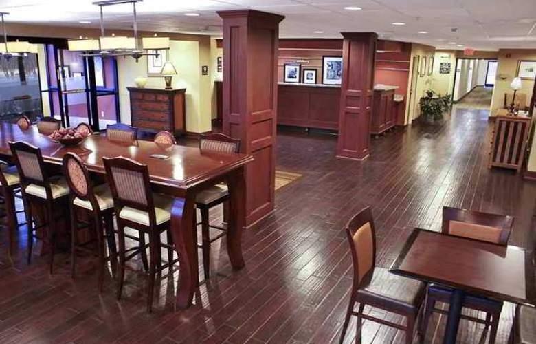Hampton Inn Salisbury - Restaurant - 4