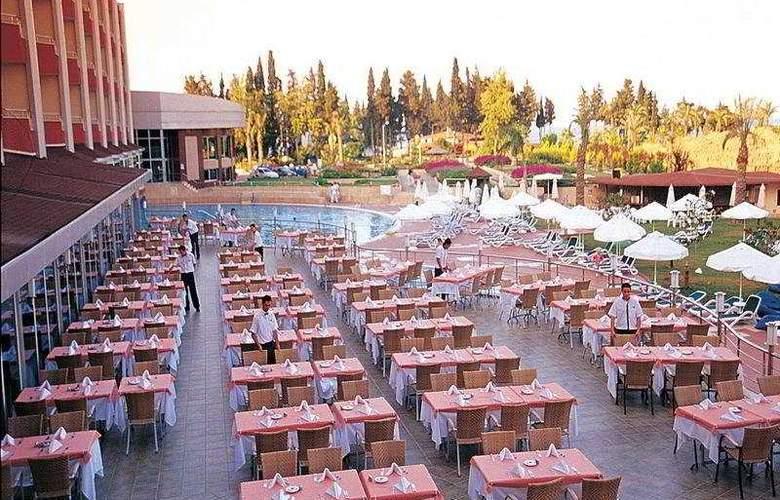 Grand Haber Hotel Kemer - Restaurant - 11