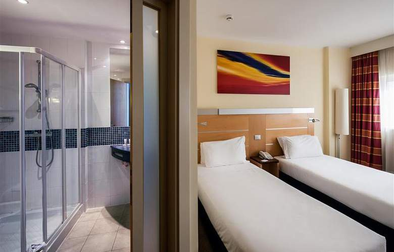 Best Western Hotel Siracusa - Room - 43