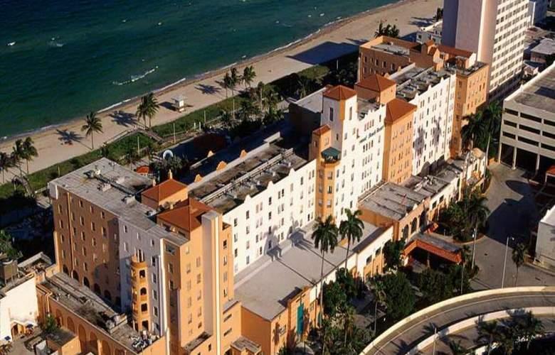 Hollywood Beach Resort Cruise Port - Hotel - 10