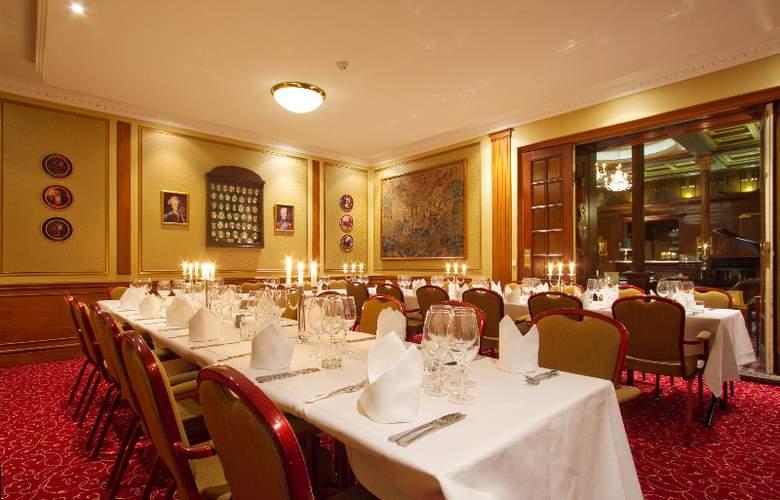 Copenhagen Plaza - Restaurant - 6