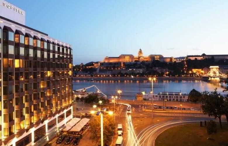 Sofitel Budapest Chain Bridge - Hotel - 0