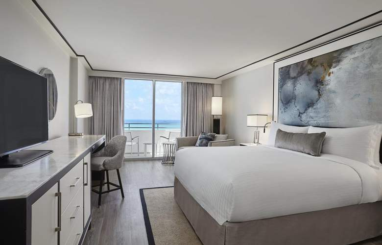 Loews Miami Beach Hotel - Room - 1