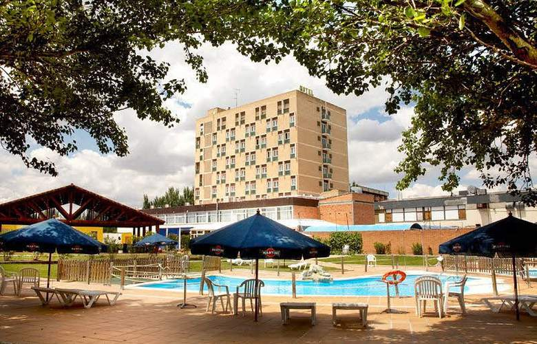 Sercotel Rey Sancho - Hotel - 0