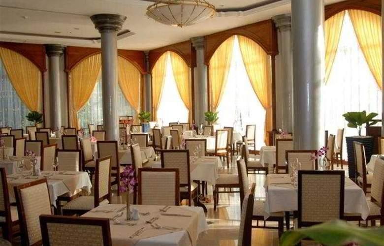 Ree Hotel - Restaurant - 7