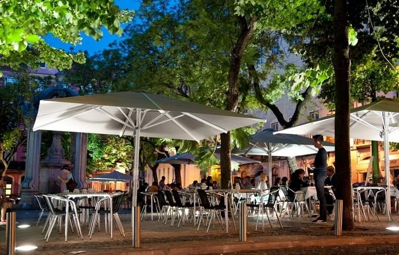 Lisboa Carmo - Terrace - 4