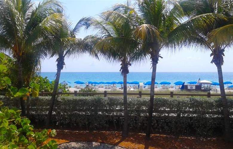 Best Western Plus Atlantic Beach Resort - Beach - 2