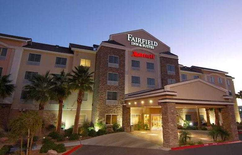 Fairfield Inn & Suites Las Vegas South - Hotel - 1