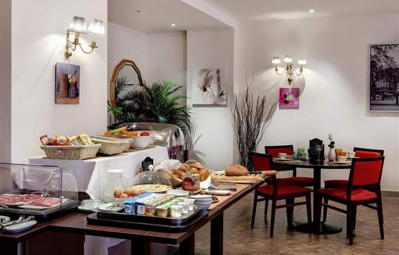 Best Western Villa Henri Iv - Restaurant - 16