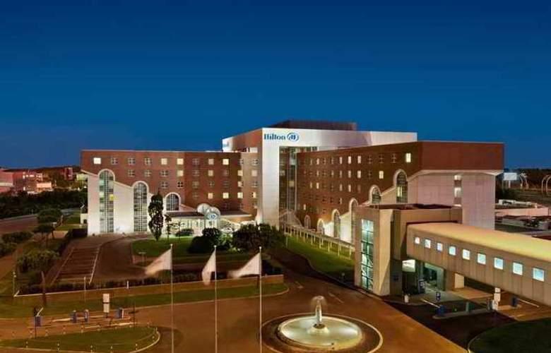 Hilton Rome Airport - Hotel - 0