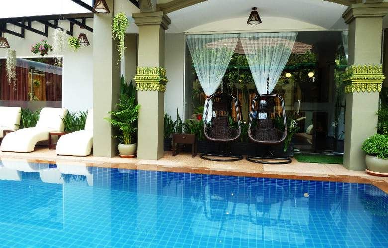 King Grand Suites Boutique Hotel - Pool - 2