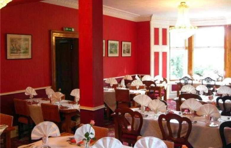 The Stewart Hotel - Restaurant - 3