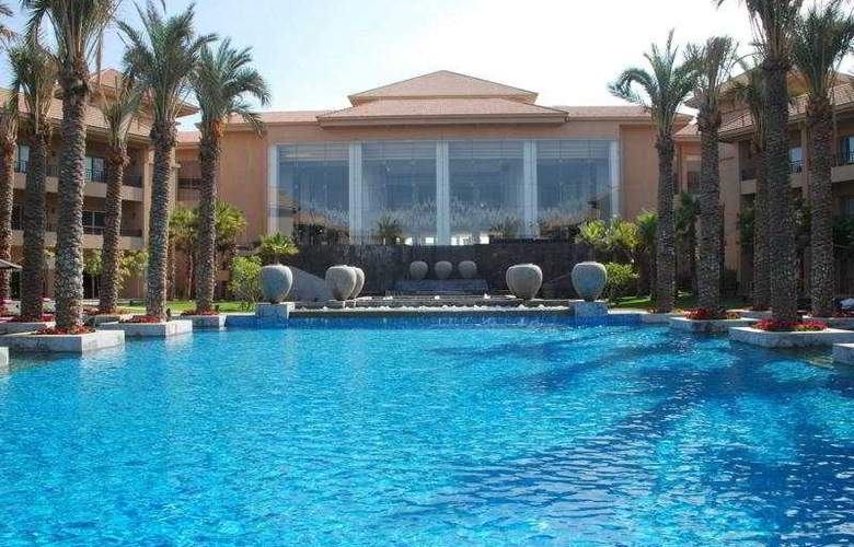 Dusit Thani LakeView Cairo - Pool - 7