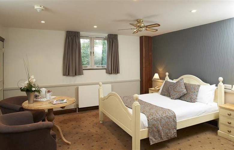 Best Western Cambridge Quy Mill Hotel - Room - 94