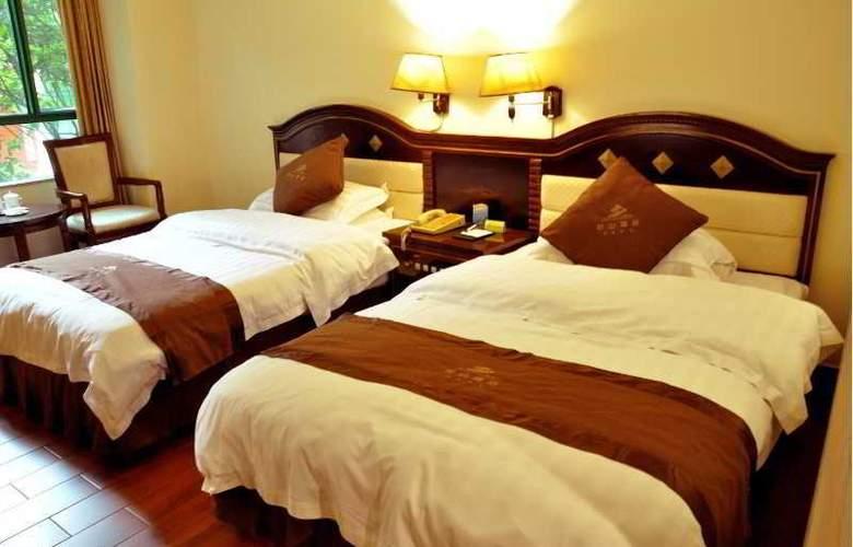 Pan Shan Hotel - Room - 6