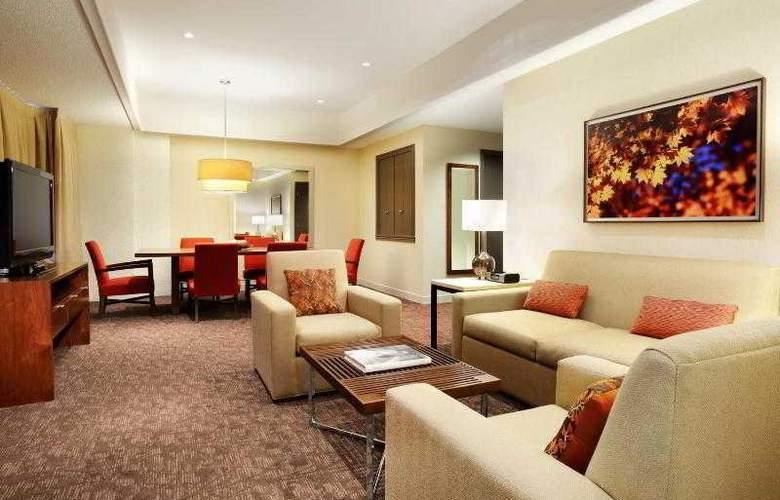 Le Centre Sheraton Hotel Montreal - Room - 15