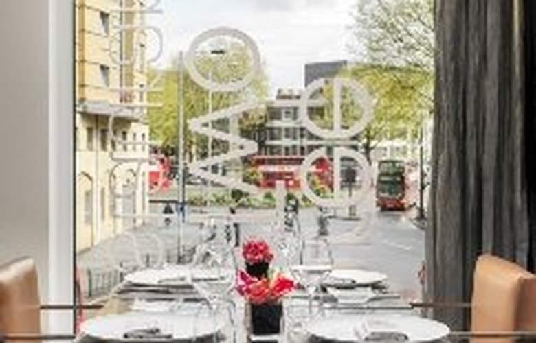 H10 London Waterloo - Restaurant - 13