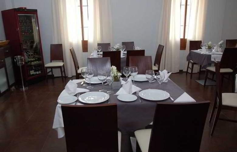 Hotel Hacienda Arroyo La Plata - Restaurant - 3