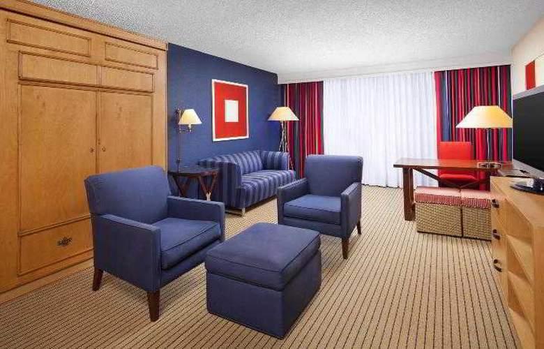 Sheraton San Diego Hotel & Marina - Room - 24