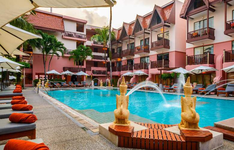 Seaview Patong - Pool - 28