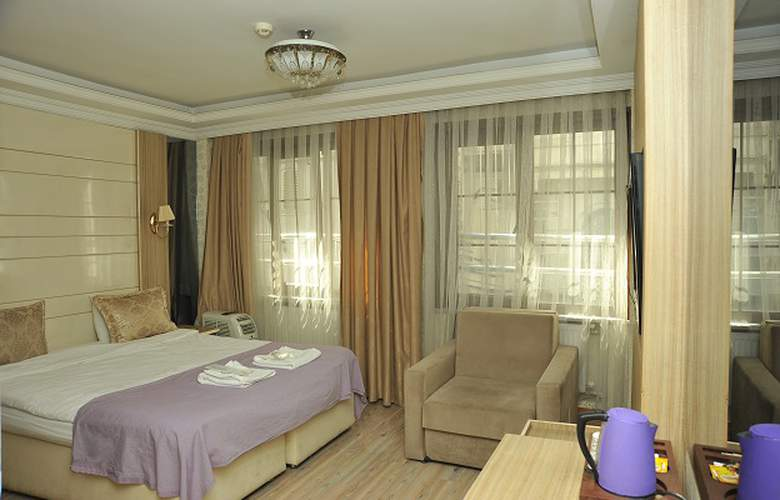 Sarajevo Hotel Taksim - Room - 8