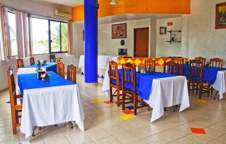 Hotel Uxulkah - Restaurant - 5