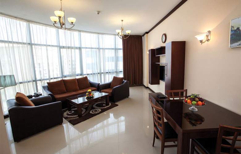 Xclusive Maples Hotel Apartments - Room - 7