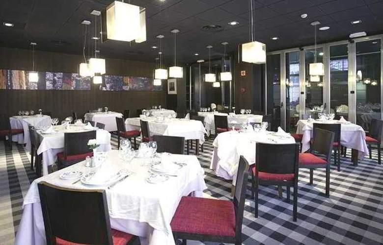 Sercotel Madrid Aeropuerto - Restaurant - 21