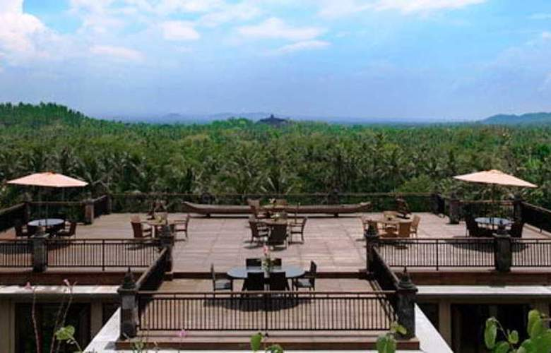 Plataran Borobudur Resort - Terrace - 7