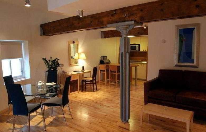 Menzies Glasgow Superior Suite Apartments - Room - 5
