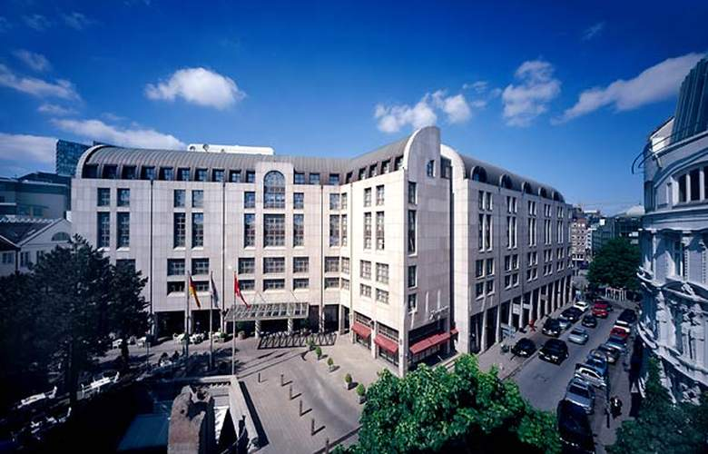 Marriott Hamburg - Hotel - 0