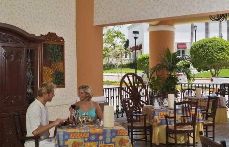 Panama Jack Resorts Gran Porto Playa del Carmen - Restaurant - 26
