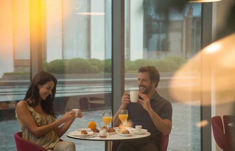 Novotel Suites Luxembourg - Restaurant - 50