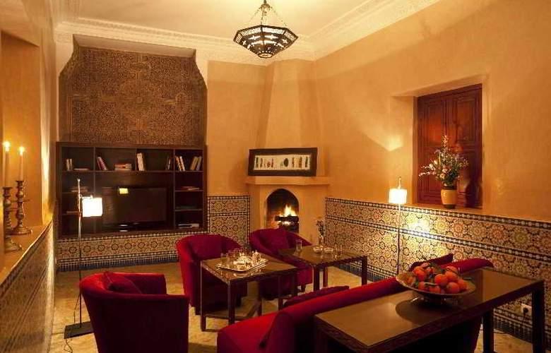 Riad Les Bougainvilliers - Bar - 28