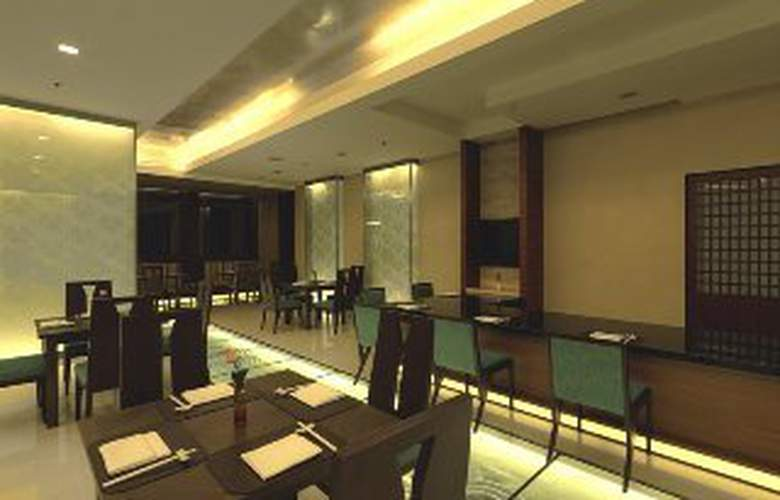 Grand Fourwings Convention Hotel - Restaurant - 6