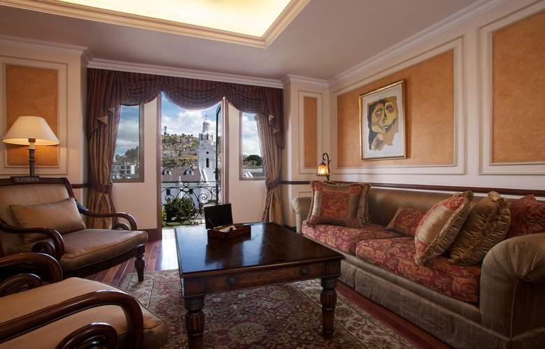 Plaza Grande - Room - 10