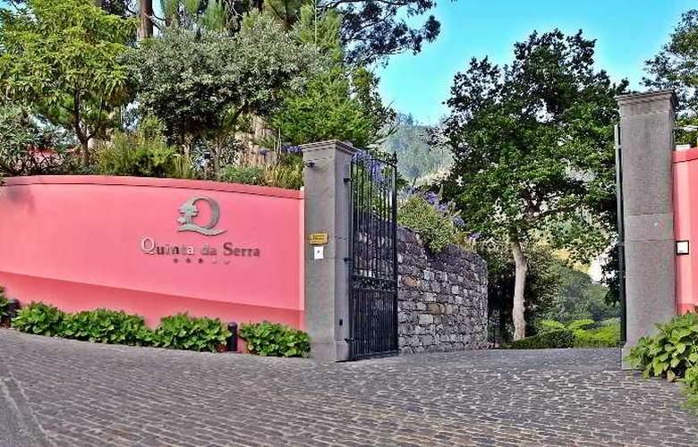 Hotel Quinta da Serra - Hotel - 8