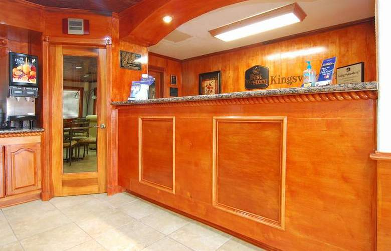 Best Western Kingsville Inn - General - 82