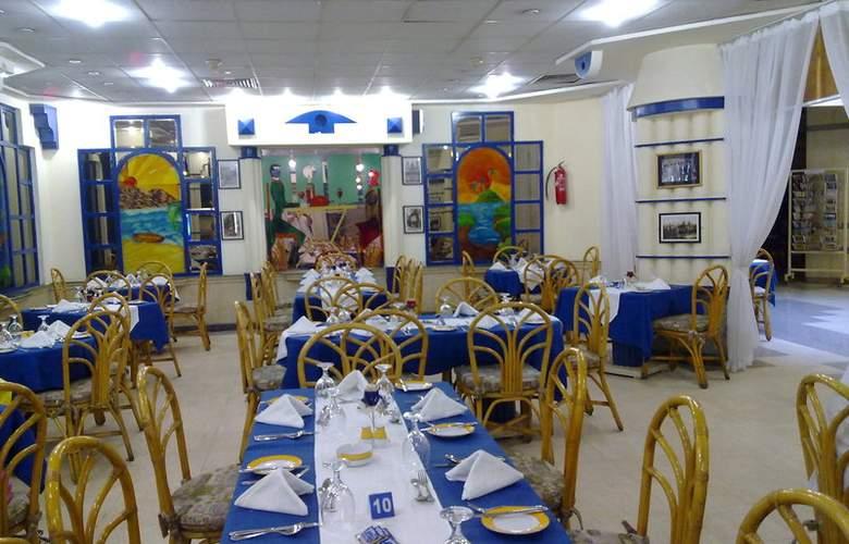 Gaddis Luxor Hotel, Suites and Apartments - Restaurant - 6
