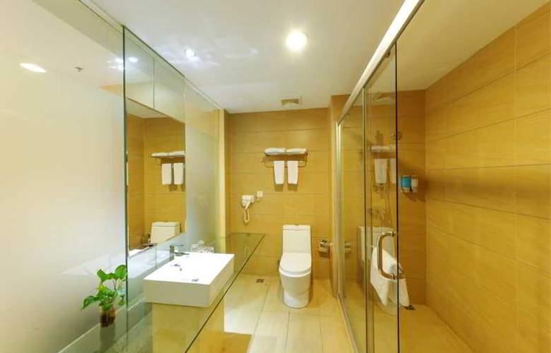 Euro Garden Hotel Guangzhou - Hotel - 7