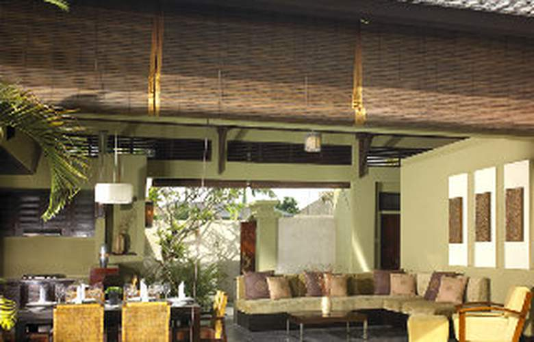 Pradha Villas Seminyak - Restaurant - 6
