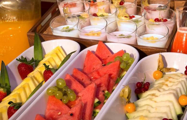DoubleTree by Hilton Islantilla Beach Golf Resort - Restaurant - 24