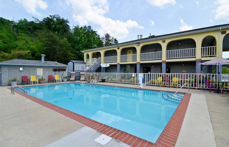 Best Western Corbin Inn - Pool - 124