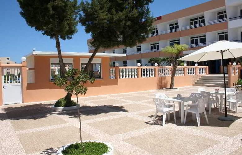 Estudios Tropicana - Terrace - 9