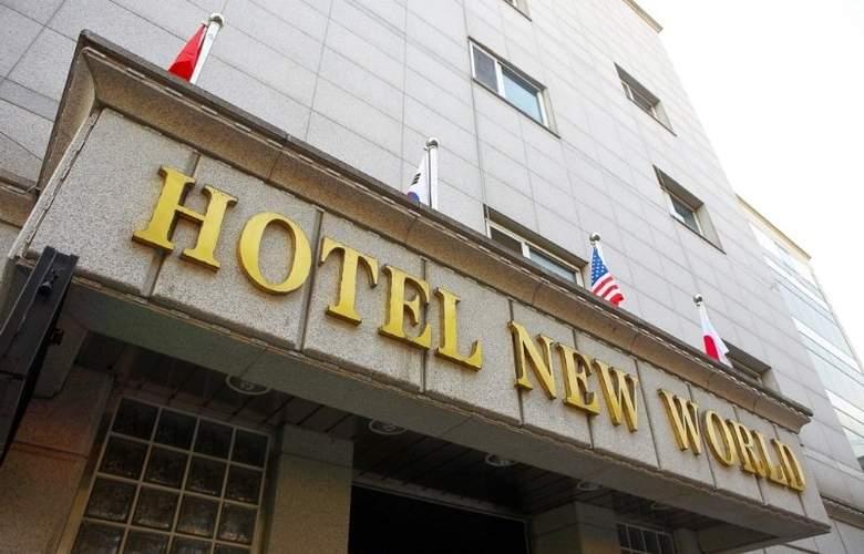 New World Hotel Itaewon - Hotel - 3