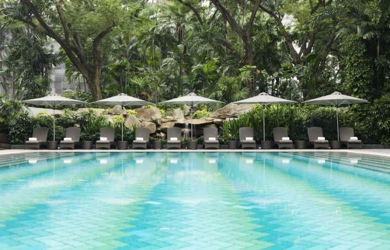 The Ritz Carlton Millenia Singapore - Pool - 3