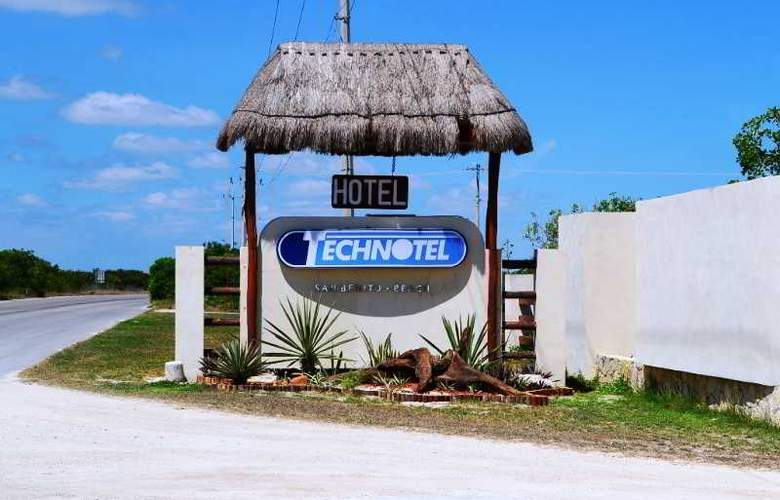 Technotel Beach - Hotel - 0