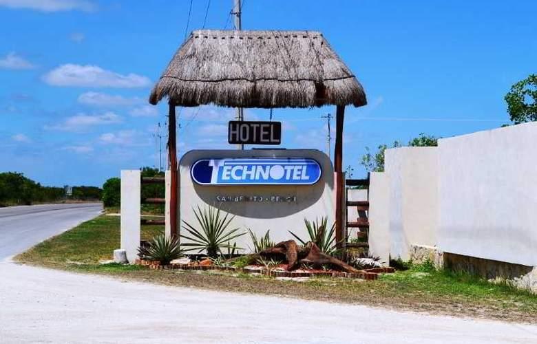 Technotel Beach - Hotel - 0