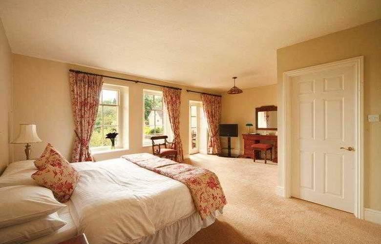 Best Western Limpley Stoke - Hotel - 9