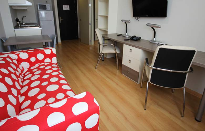 Vértice Roomspace Madrid - Room - 7